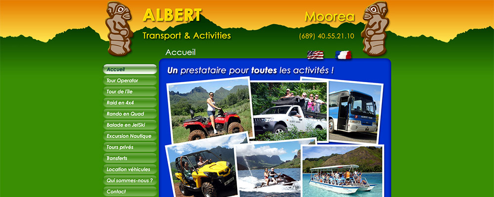 Albert Transport